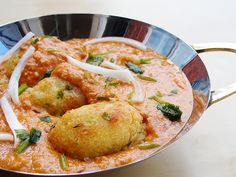 Melt in the Mouth Paneer Kofta - K.O Rasoi Veggie Recipes, Indian Food Recipes, Asian Recipes, Vegetarian Recipes, Cooking Recipes, Healthy Recipes, Ethnic Recipes, Indian Foods, Veggie Food
