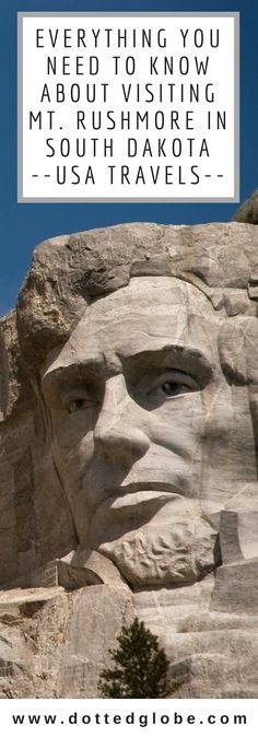 Visitor's Guide to Mount Rushmore National Memorial, South Dakota Mount Rushmore South Dakota Vacation, South Dakota Travel, Keystone South Dakota, Mount Rushmore, Das Hotel, Us National Parks, United States Travel, Travel Usa, Travel Tips