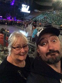 Mum, Son & Motley Crüe..