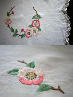 Imogen Eve: embroidery