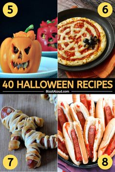 halloween desserts Here are 40 of the best fun family friendly Halloween recipes perfect for kids and adults alike. Celebrate Halloween in style with these fun spooky recipes! Halloween Desserts, Halloween Popcorn, Halloween Party Appetizers, Halloween Dinner, Halloween Cookies, Halloween Treats, Halloween Halloween, Halloween Costumes, Homemade Rice Krispies Treats
