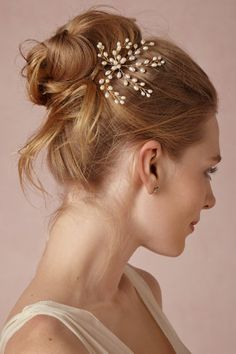Dewed Vines Hairpin from BHLDN