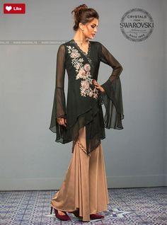 29ff19f26bc Zainab Chottani Jade green mist Eid Pret 2017 Price in Pakistan famous  brand online shopping