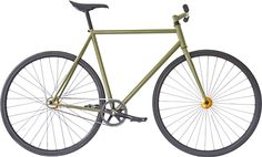 Singlespeedshop | Focale44 Relax Complete Bike - Details