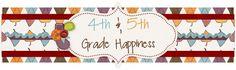 New blog by 4th-5th grade teacher