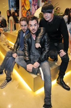 30 Seconds To Mars - Jared, Shannon, & Tomo