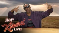 Jimmy Kimmel Live: Plizzanet Earth with Snoop Dogg - Otter vs. Crocs