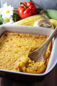Corn Soufflé - Perfect for summer!