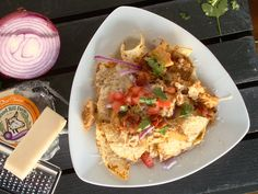 Skinny Loaded Nachos with Turkey, Beans and Cheese | Yummy | Pinterest ...
