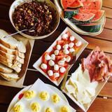 Italians have mastered the art of dining alfresco with incredible simplicity, but yet sophistication. It comes down to having the freshest and best ingredients Taste Buds, Summer Recipes, Olive Oil, Waffles, Things To Come, The Incredibles, Fresh, Dining, Breakfast
