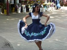 dancers in chile