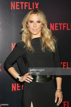 Actress Kate del Castillo attends the NetFlix Award 2015 at Museo Jumex on March 19, 2015 in Mexico City, Mexico.