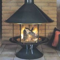 Round Indoor Fireplace 360 Degree Glass Fireplace In