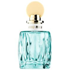 6dfdf92bedb5 Shop MIU MIU L eau Bleue by MIU MIU at Sephora. This youthful  interpretation of the original fragrance features notes of lily of the  valley and akigalawood.