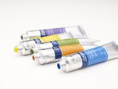 Cotman Water Colour Paint, perfect for more experienced painters.