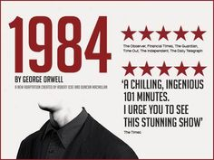 SAVE £13 on 1984 at Playhouse Theatre!