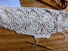 Free crochet patterns, design and creation of embellishments and decoration for the body.