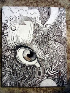 Absolutely Beautiful Zentangle patterns For Many Use (34)