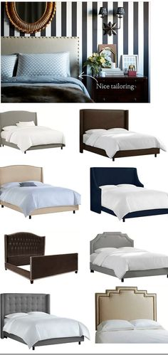 This is worth checking out - best prices I've seen on full, Queen, King beds,. $650-$780 for really good quality upholstered beds (not Skyline brand!) Headboards too for even less. Retail  $1750 on most beds. Lots of other bedroom furniture too