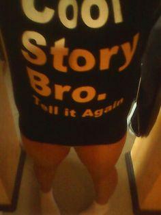 Cool,Story,Brio. Tell it again.