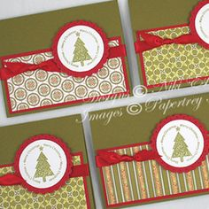 Holiday Card Making - Think Crafts by CreateForLess