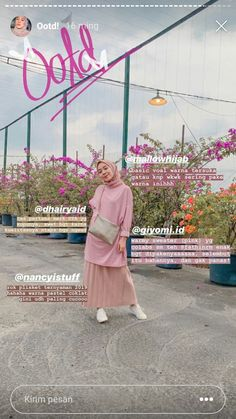 My inspirasi ootd hijabers hijab casual rok 📍Lii Hijab Casual, Ootd Hijab, Hijab Jeans, Simple Hijab, Hijab Chic, Hijab Dress, Casual Fall Outfits, Simple Outfits, Girl Hijab