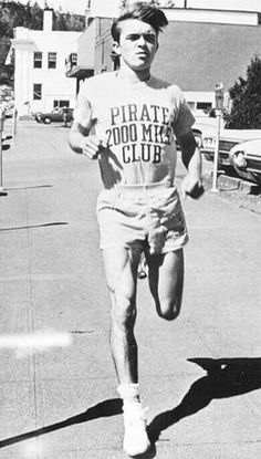 wants to win the most/'  16x20 inch Steve Prefontaine Poster// /'The one who wins