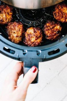 18 healthy air fryer recipes