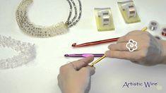 Wire Crochet Tool