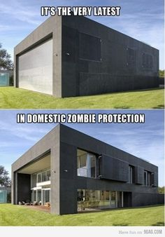 This would be much easier. And Zombie Apocalypse approved