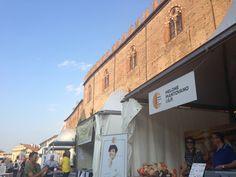 Melone Mantovano IGP nel cuore della città di Mantova #festlet2016