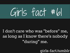 girls-fact:  Girls quotes, facts and relatable posts FOR MORE GIRLS GIRLS-FACT CLICK HERE relationships, love quotes