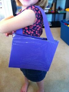 Lilly's Purple Plastic purse activities to go along with the book. Make a purple plastic purse out of a zip lock bag and 2 sheets of craft foam.