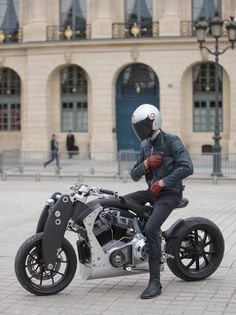 Awesome motorcycle style