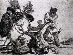 Francisco de Goya Qué más se puede hacer?