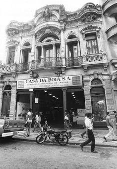 A Casa da Boia Metais e Hidráulica foi fundada em 1898 por um imigrante sírio…