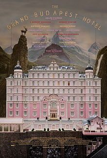"""The Grand Budapest Hotel (2014) - Wes Anderson's latest hyper-stylized confection. Complete with a world-class dining room and pink façade, the hotel owes much of its success to Monsieur Gustave (Ralph Fiennes), the most dedicated concierge of all time. Whether he's or providing, er, """"company"""" to the older female guests or fighting off murderous armies, it becomes immediately clear that Gustave would truly do anything for his beloved GBH."""