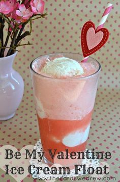 Valentine's Day Float | 16 Store-Bought Desserts Dressed Up For Valentine's Day