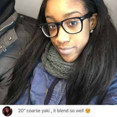 [FROM INSTAGRAM]Thanks @vashney for sending us this pretty pic❤️. She is wearing the coarse yaki clip ins. ❤️Share us your best pics, we'd love to hear from you❤️ #betterlength #betterlengthcoarseyakiclipins #betterlengthhair #coarseyaki #clipins #clipinsforblackgirl #clipinsforblackwomen #clipinsforafricanamericanhair #clipinsfornaturalhair