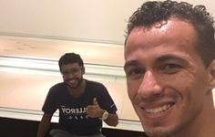 Anônimo no Ibirapuera, Damião fez pré-temporada de 30 dias em SP