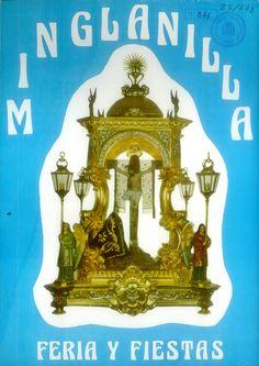 Feria y Fiestas en Minglanilla (Cuenca), en honor del Cristo de la Salud. Del 10 al 16 de septiembre de 1993. Fiesta Musical de la Espuma. #Fiestaspopulares #Minglanilla #Cuenca
