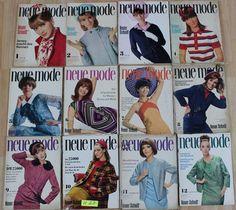 Neue Mode 1966 Jahrgang Schnittmuster Beyer Neuer Schnitt Zeitschriften Heft H27