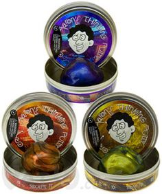 Thinking Putty - This putty feels great in your hand. Relieve stress and stimulate your creative thinking.