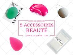 5 accessoires beauté indispensables ! ( #cadeaux ! )