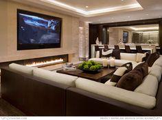 Residential Media / Living Room