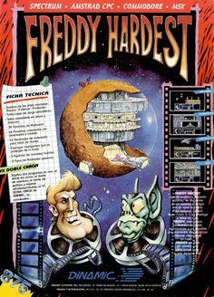 Freddy Hardest (1987)