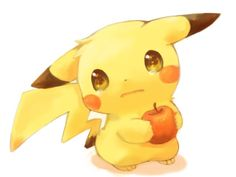 New Pikachu Game in the Works at the Pokemon Company Pichu Pikachu Raichu, Art Pikachu, Pikachu Game, Pikachu Drawing, Pokemon Eeveelutions, Pikachu Triste, Kawaii Drawings, Cute Drawings, Amazing Drawings