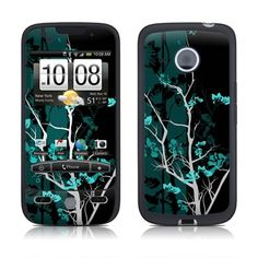 HTC Droid Eris Skin - Aqua Tranquility by DecalGirl Collective