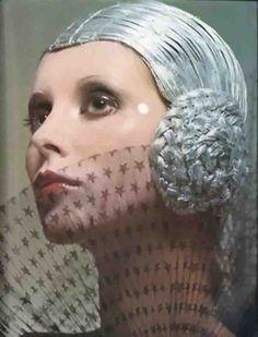 ModelDonna Mitchell forVogue Italia, 1970.Photo by Alfa Castaldi.    super seventies