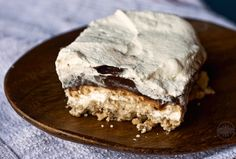 Mama's Mississippi Mud with COOL WHIP Icebox cake(box pudding)
